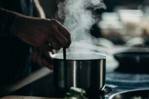 Gotowanie w garnku